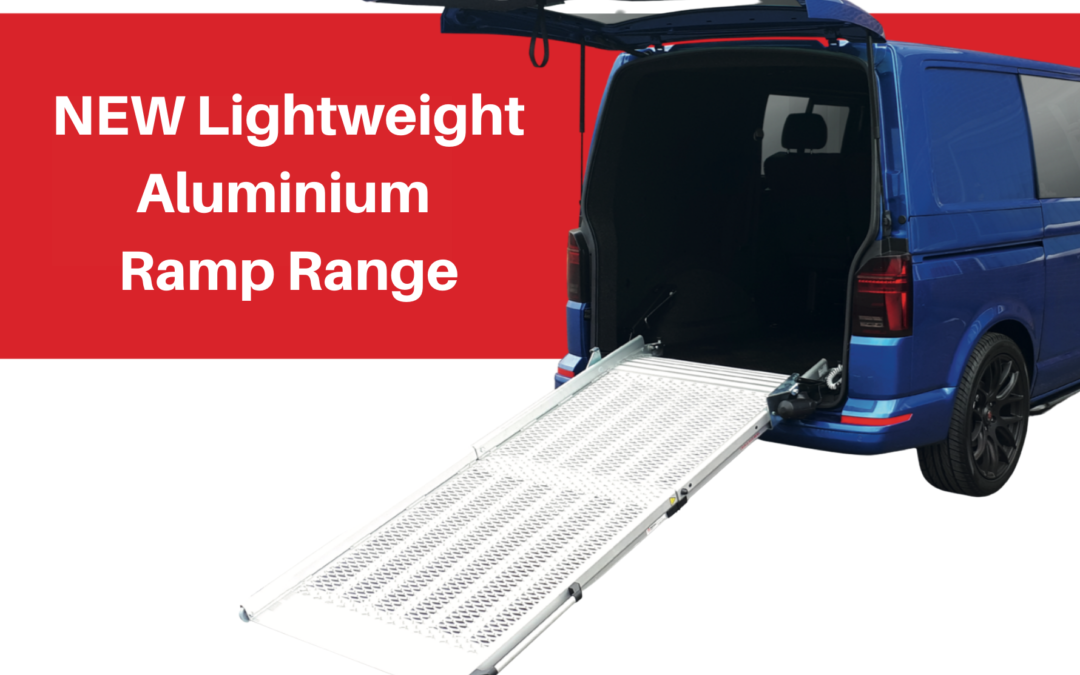 New Lightweight Aluminium Ricon Ramp Makes Vehicles Even More Accessible